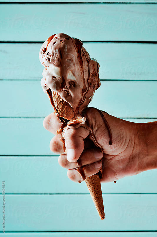 ice cream by juan moyano for Stocksy United