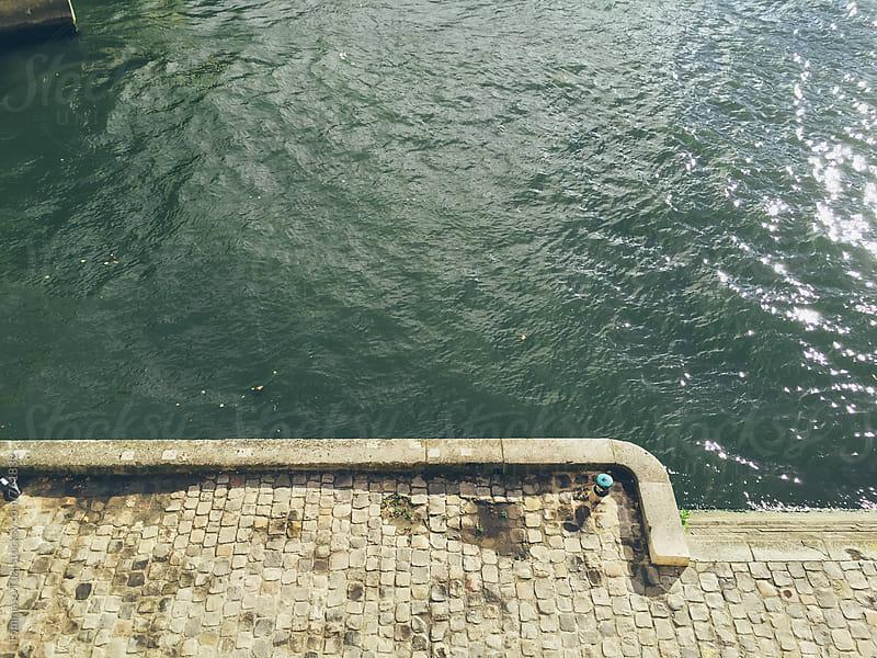 Seine River by Tommaso Tuzj for Stocksy United