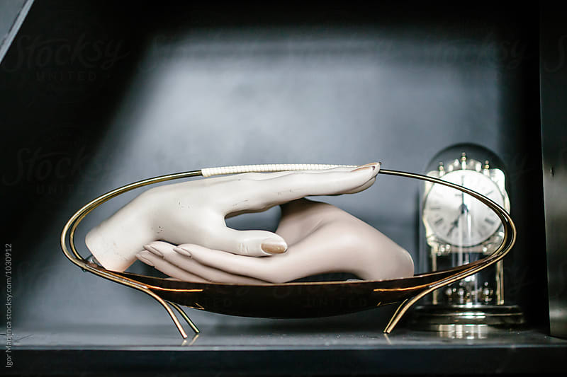 hands,touch, transience, time, life, death,interior,style,colorful,different by Igor Madjinca for Stocksy United