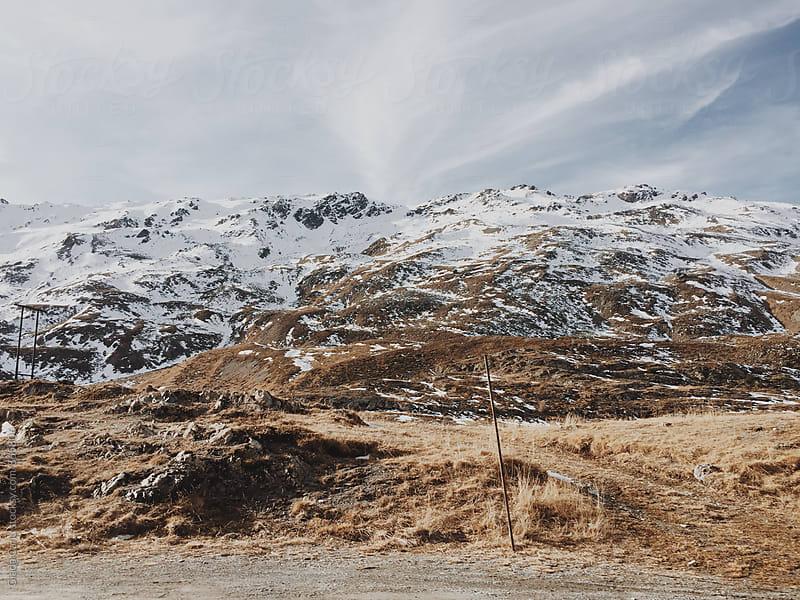 Italian alps by Giada Canu for Stocksy United