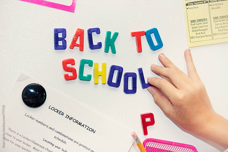 Back To School:  by Sean Locke for Stocksy United