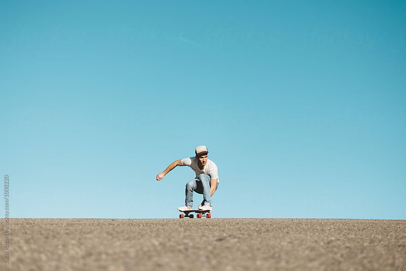 Skate Vibes by Jacki Potorke for Stocksy United