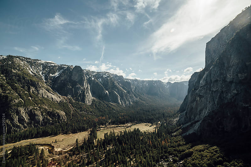 Yosemite National Park by Evan Dalen for Stocksy United