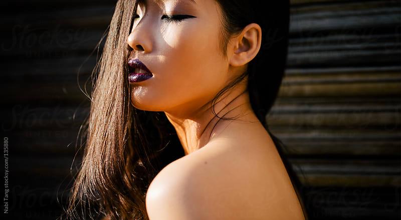 Asian Model by Nabi Tang for Stocksy United