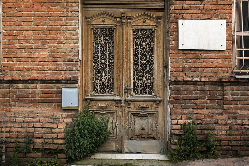 Old door by Milles Studio for Stocksy United