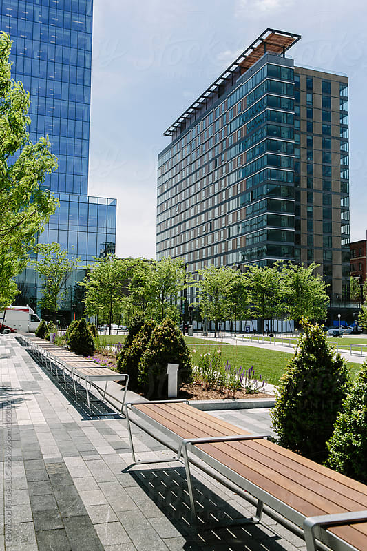 Emerging Seaport District of Boston by Raymond Forbes LLC for Stocksy United