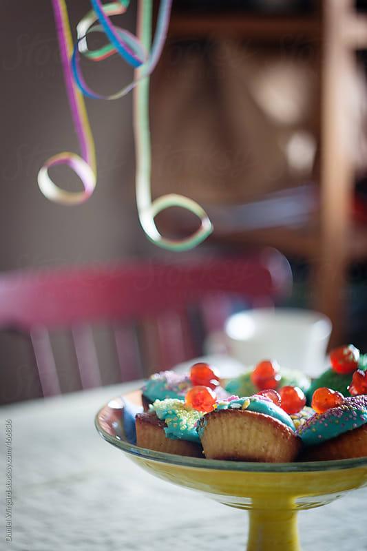Cupcakes by Daniel Wirgård for Stocksy United