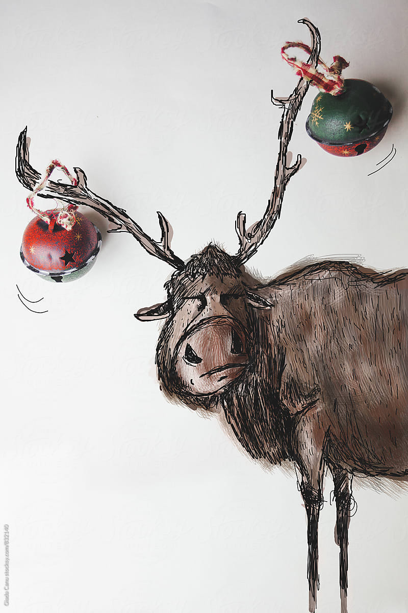 Christmas Hater.A Christmas Hater By Giada Canu Stocksy United