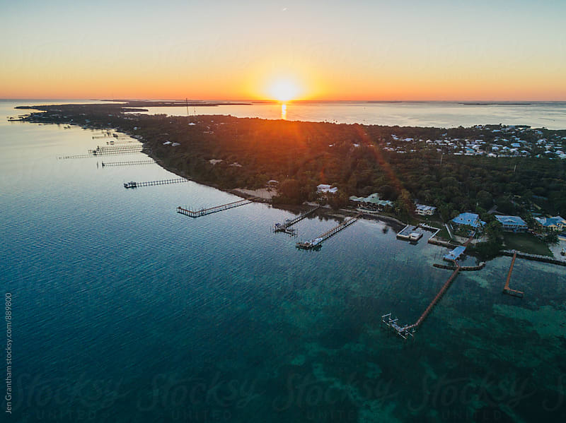 Sunset in Islamorada by Jen Grantham for Stocksy United