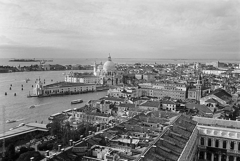 View of Venice from St Mark's Campanile, Venice by Kirstin Mckee for Stocksy United