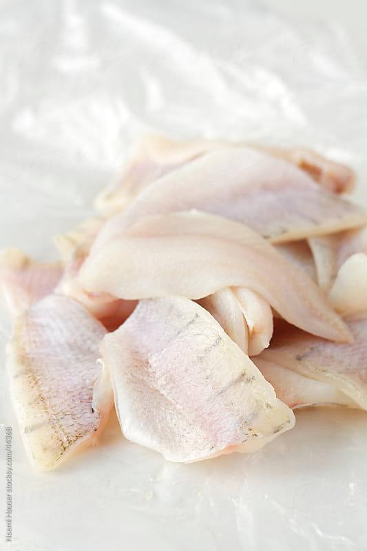 European perch fillets by Noemi Hauser for Stocksy United