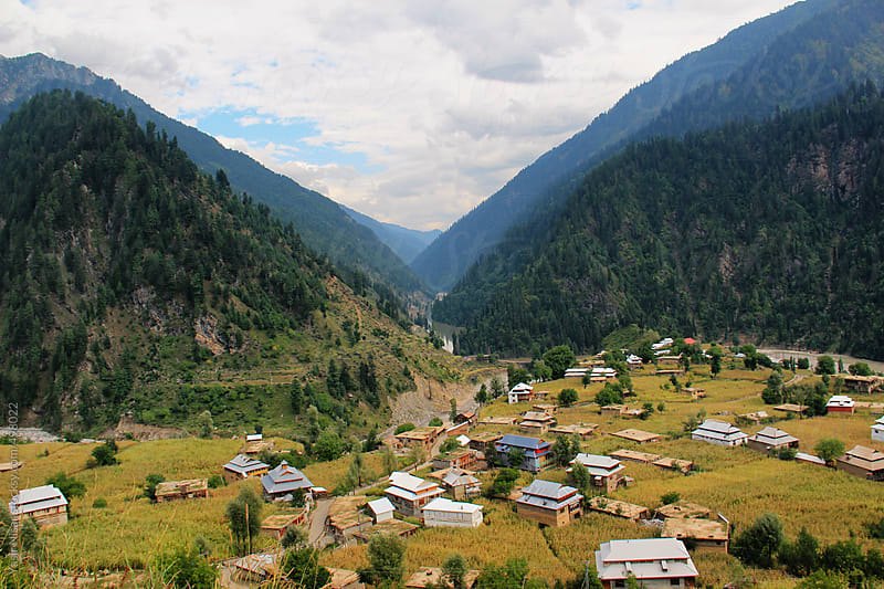 Neelum Valley, Kashmir by Yasir Nisar for Stocksy United