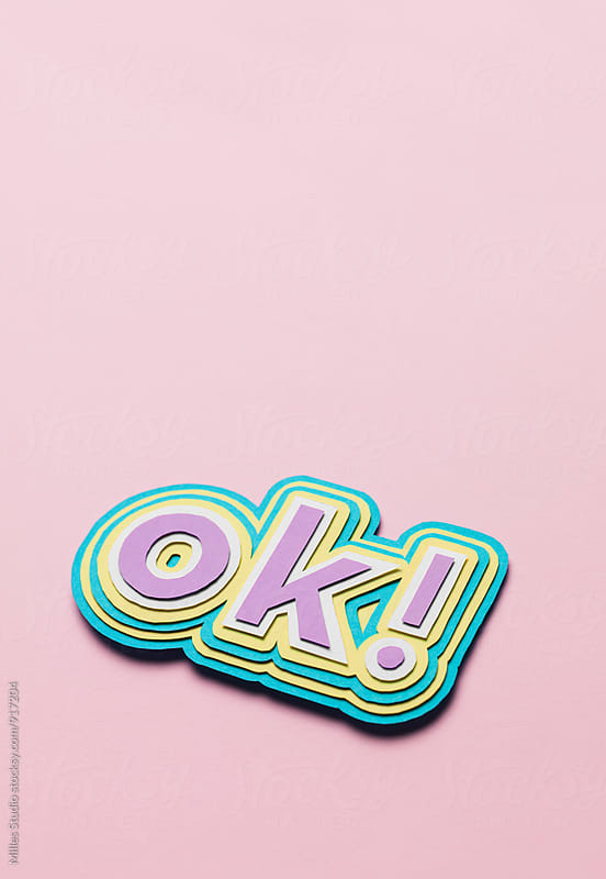 Ok by Milles Studio for Stocksy United