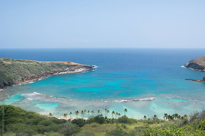Hanauma Bay by Helene Cyr for Stocksy United