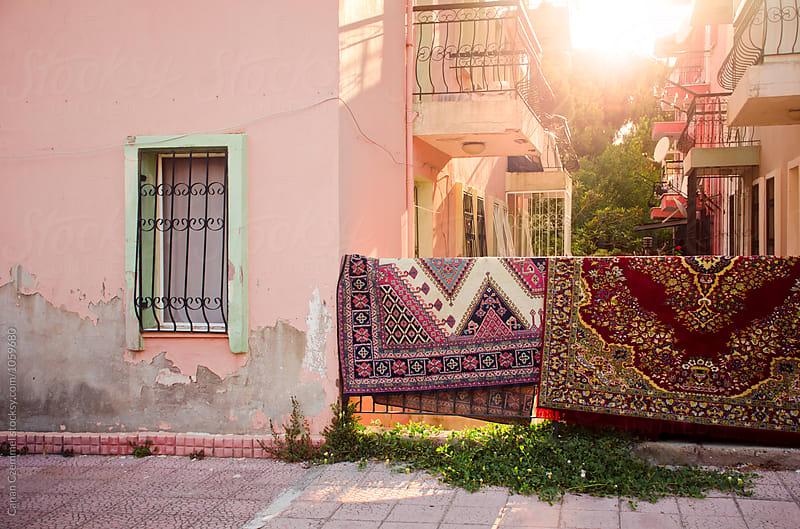 backyard in turkey by Canan Czemmel for Stocksy United