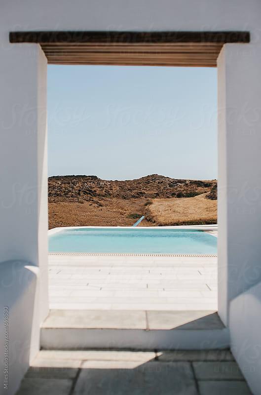 At Santorini  by Milles Studio for Stocksy United