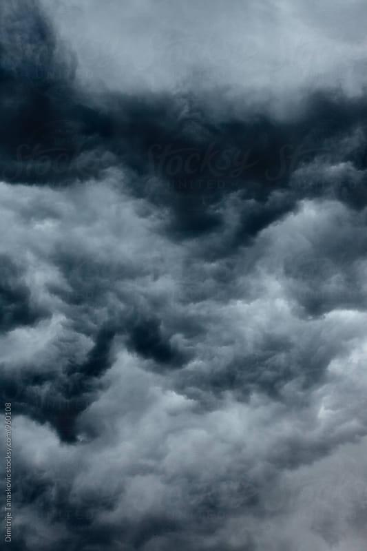 Clouds by Dimitrije Tanaskovic for Stocksy United
