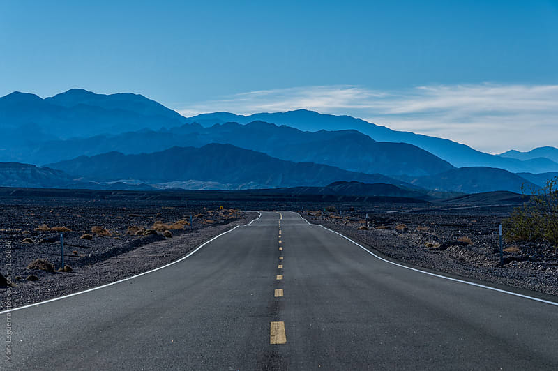 The road home by Mark Esguerra for Stocksy United