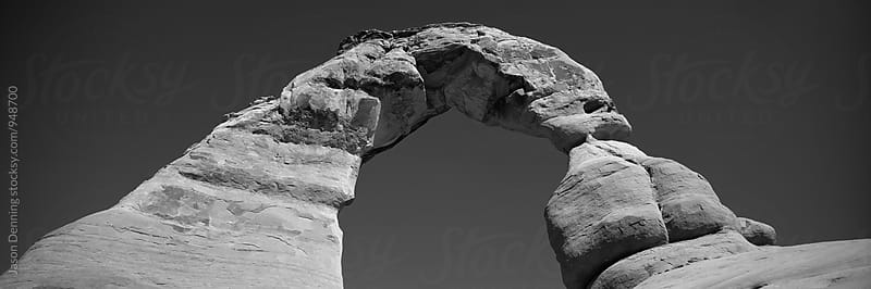 Delicate Arch by Jason Denning for Stocksy United