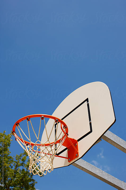 Basketball by Bratislav Nadezdic for Stocksy United