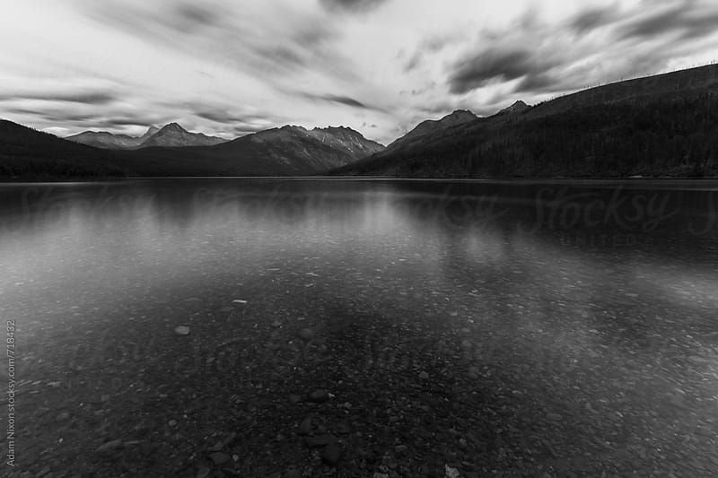 Kintla Lake, Glacier National Park by Adam Nixon for Stocksy United