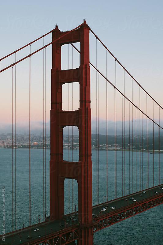 Golden Gate Bridge by Christian Gideon for Stocksy United