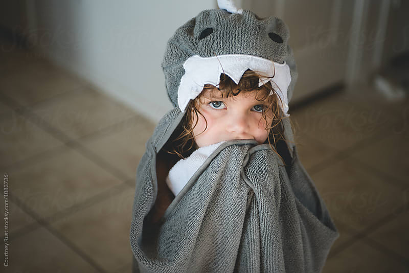 Shark Stare by Courtney Rust for Stocksy United