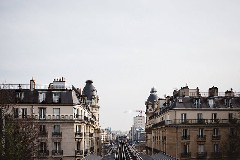 Paris in Winter by Yann AUDIC for Stocksy United