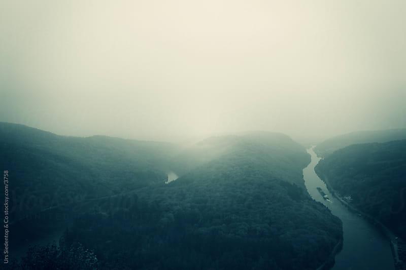 Mystic Dusty River Saar by Urs Siedentop & Co for Stocksy United