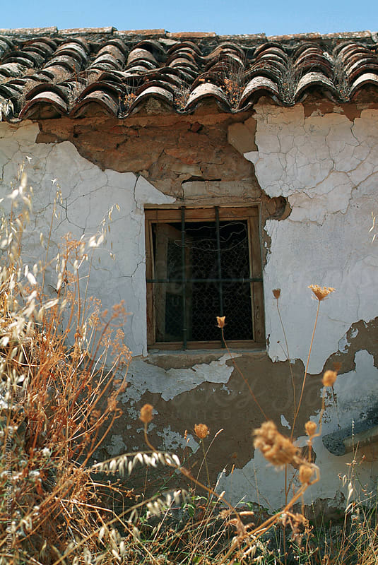 old window  by Marija Anicic for Stocksy United
