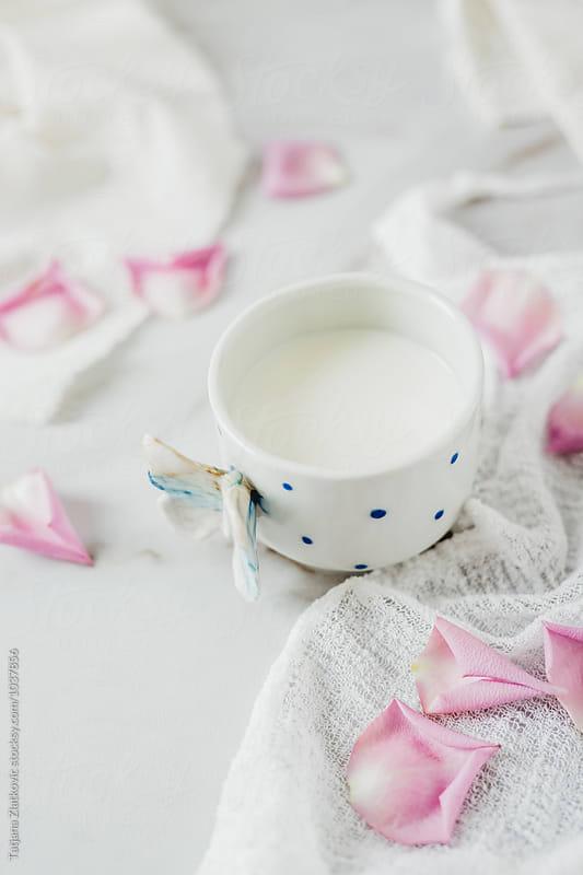 Milk by Tatjana Ristanic for Stocksy United