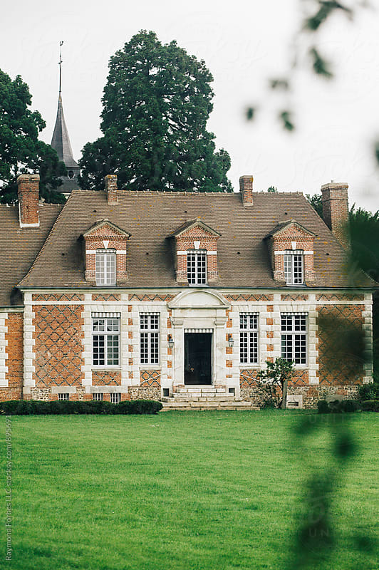 17th Century French Country Home by Raymond Forbes LLC for Stocksy United