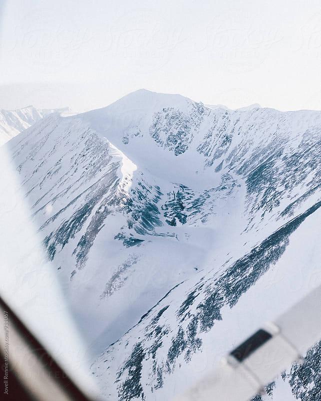Aerial Alaska Pt. 3 by Jovell Rennie for Stocksy United