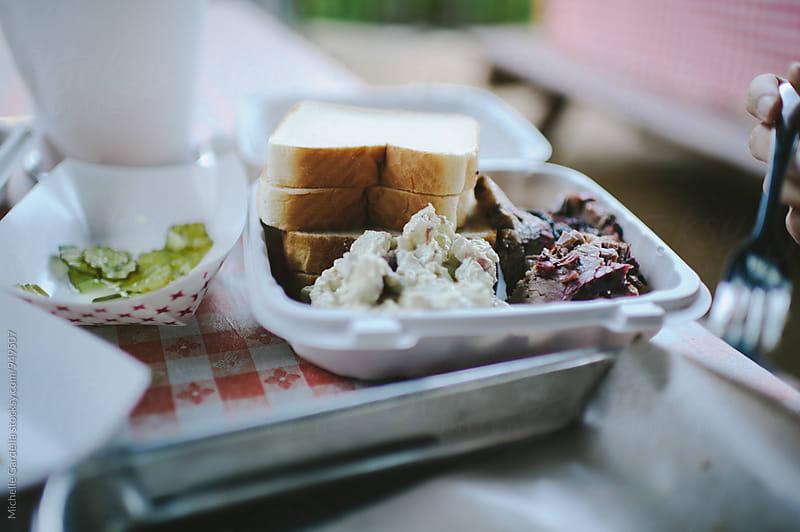 Texas BBQ by Michelle Gardella for Stocksy United