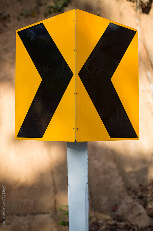 Road Sign by Lumina for Stocksy United