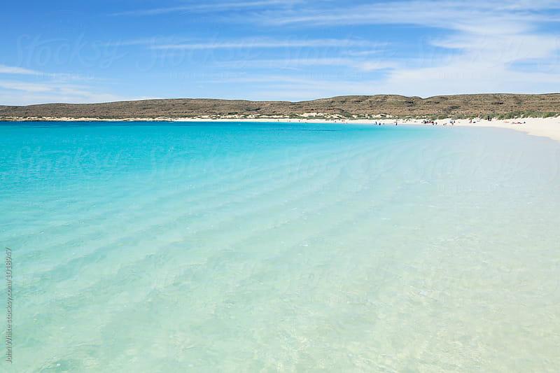 Turquoise Bay. Cape Range National Park. Exmouth. Western Australia. by John White for Stocksy United