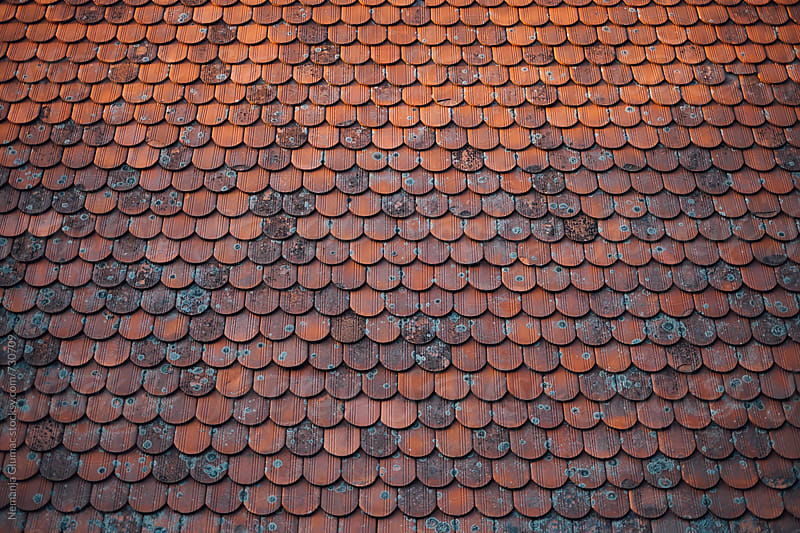 Beautiful Old Roof by Nemanja Glumac for Stocksy United