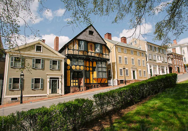 College Hill Neighborhood Providence, Rhode Island by Raymond Forbes LLC for Stocksy United