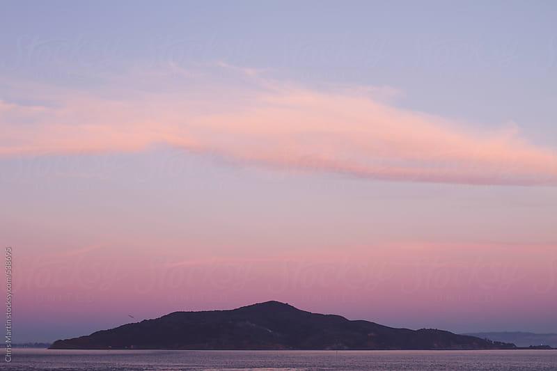 Island near golden gate park by Chris Martin for Stocksy United