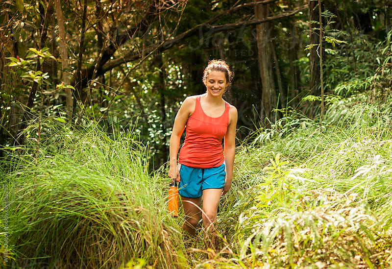 Rainforest Hike by Willie Dalton for Stocksy United