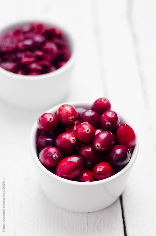 cranberries by Canan Czemmel for Stocksy United
