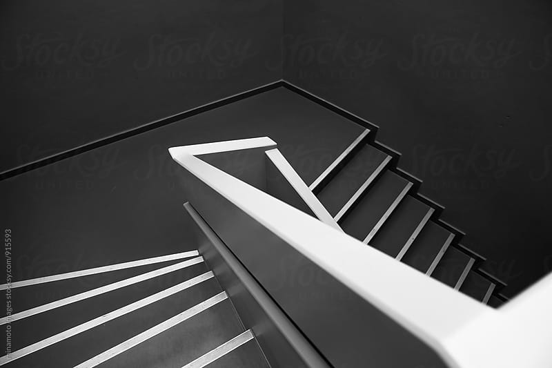 Modern Staircase by minamoto images for Stocksy United