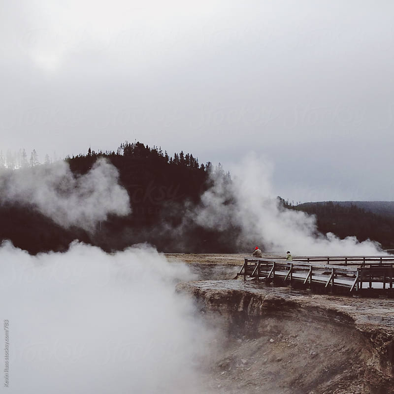 Excelsio Geyser by Kevin Russ for Stocksy United