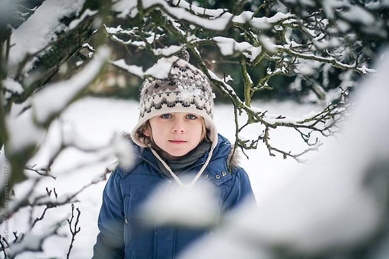 Winter by Nicolas Cazard for Stocksy United