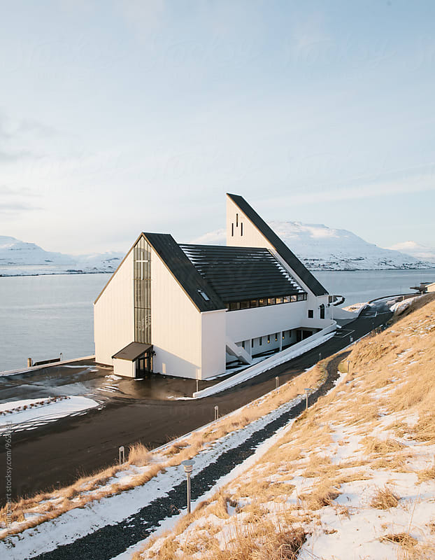 Church, Faroe Islands by Kevin Faingnaert for Stocksy United