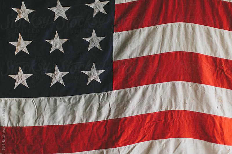 American Flag by Benj Haisch for Stocksy United