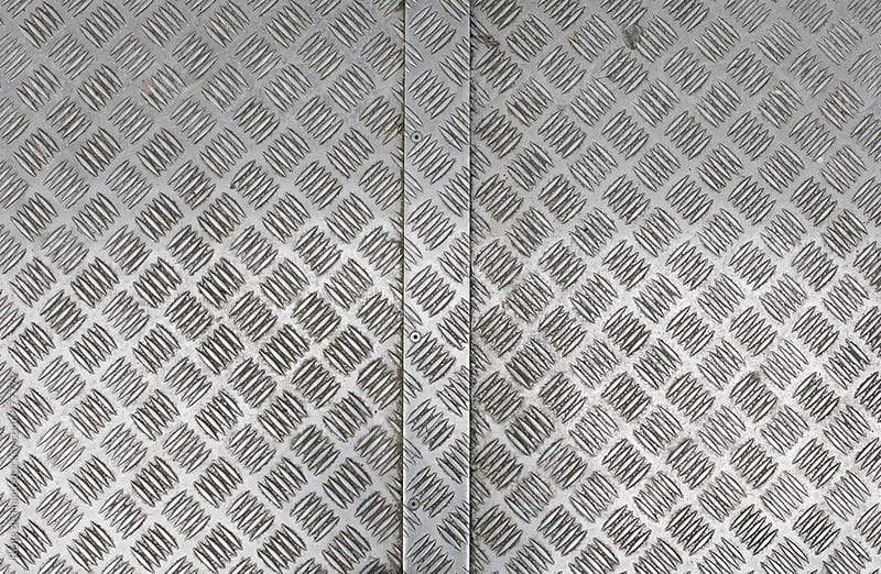 metal blind by Rene de Haan for Stocksy United