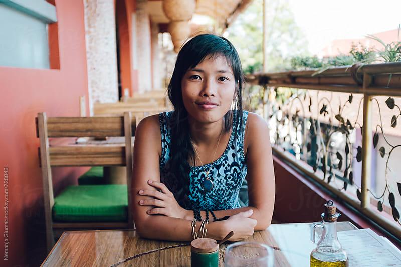 Beautiful Thai Woman  by Nemanja Glumac for Stocksy United