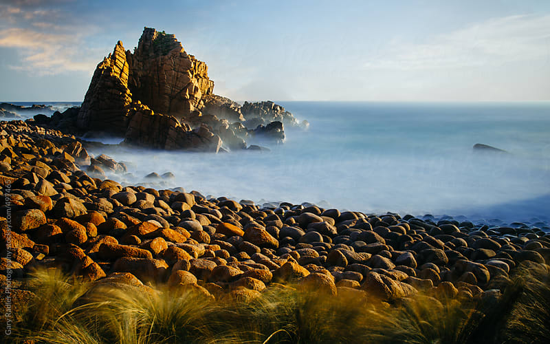 The Pinnacles, Phillip Island, Australia. by Gary Radler Photography for Stocksy United