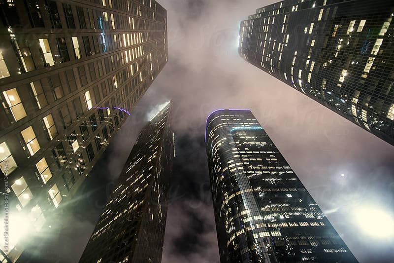 LA City Center by Michael Shainblum for Stocksy United